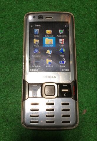 Handphone Nokia N82