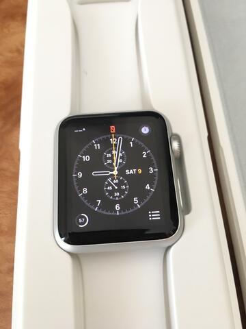 Apple Watch 42 mm gen 1 second