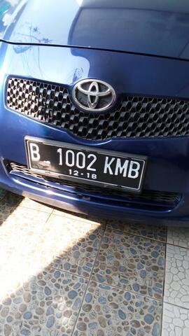Toyota Yaris tipe E M/T tahun 2006
