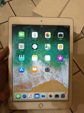 ipad air 2 64gb wifi only fullset original malang