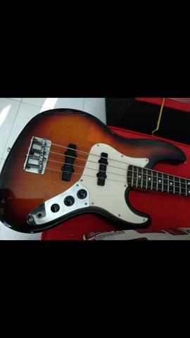 Fender Jazz Bass Longhorn '89