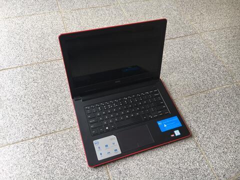 Laptop Gaming Dell Inspiron 14 - 3459 core i5 Vga AMD Radeon R5 M315 2gb Hdd 500gb