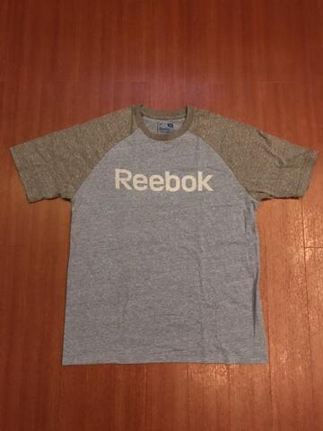 Tshirt Reebok 2nd 100% ori like new 50rban