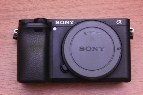Sony A6300 4K Body Only Mulus Fullset Ex Sony Indo