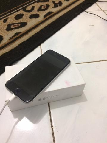 Iphone 6 64gb lengkap