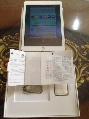 ipad Air 2 64GB Cellular wifi GOLD Fullset