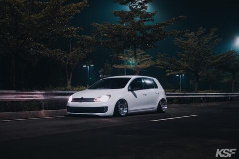 VW Volkswagen Golf MK6 TSI