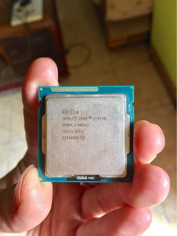 Intel® Core™ i7-3770 Processor Ivybridge