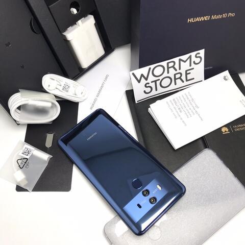 Huawei Mate 10 Pro Midnight Blue like new langka fullset bandung