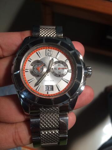 Jam tangan / watch Guess Collection GC chrono original, not G-shock Casio SeikoTissot