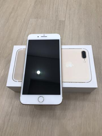 iphone 7 plus 256 gold istimewa mulus kinyis2 original bandung