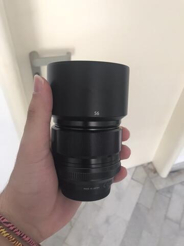 dijual fujifilm XF 56mm f1.2