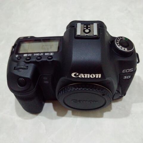 [CAKIM] WTS Canon EOS 5D mark II body only mulus bonus baterai