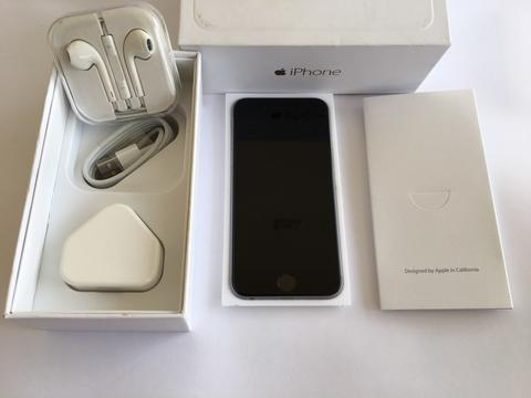 iphone 6 grey 16gb malang