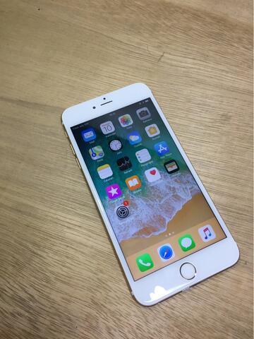 iphone 6s plus 64gb grey Fullset mulus silent camera bsa COD