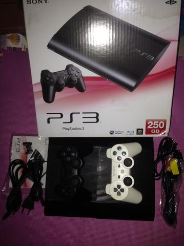 PS3 Super Slim 250gb HAN Jailbreak FullGame | Playstation 3