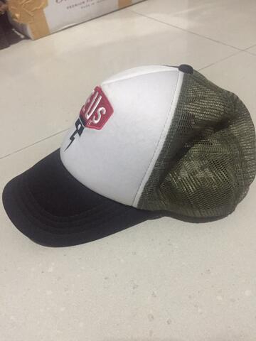 topi Deus trucker hat / cap ori