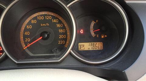 livina tipe XR tahun 2009 automatic
