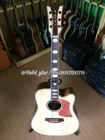 Gitar Akustik Elektrik Cibubur