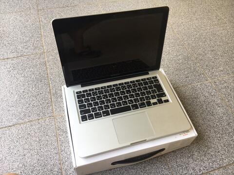 Macbook Pro Mid 2012 MD101 Core i5 Ram 4gb Hdd 500gb 13 inch MD 101
