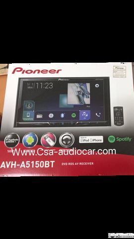 Double Din Pioneer Avh A 5150 BT