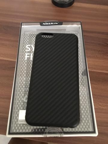 Spigen Air skin & Nillkin synthetic fiber carbon case Iphone 6 / 6s