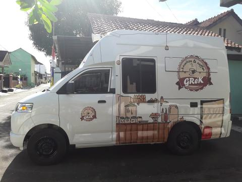 cafe truck
