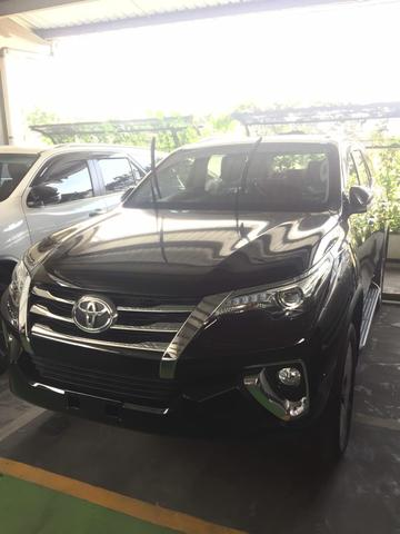 All New TOYOTA FORTUNER VRZ DSL A/T