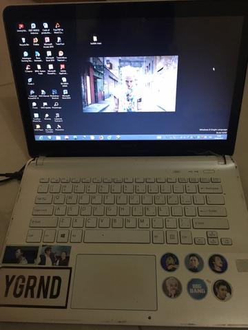 LAPTOP NOTEBOOK SONY VAIO TOUCHSCREEN
