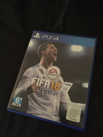 fifa 18 (termurah) ps4 dlc used