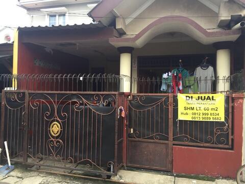 JUAL CEPAT rumah murah di Bumi Mutiara (bogor/bekasi)