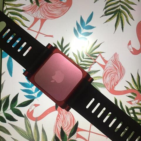 ipod nano 16 gb pink rare murah