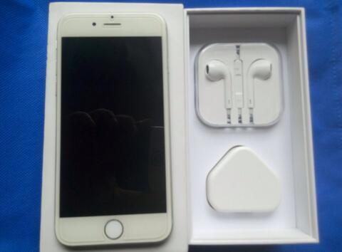 [WTS] iPhone 6 Silver 64GB FU Ex Sing Fullset