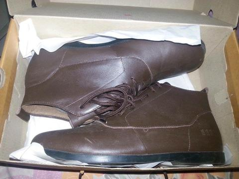 Sepatu Brodo Sima Brown BS Size 42 LIKE NEW