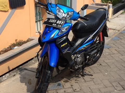wts Suzuki shogun sp 2010 Kopling manual