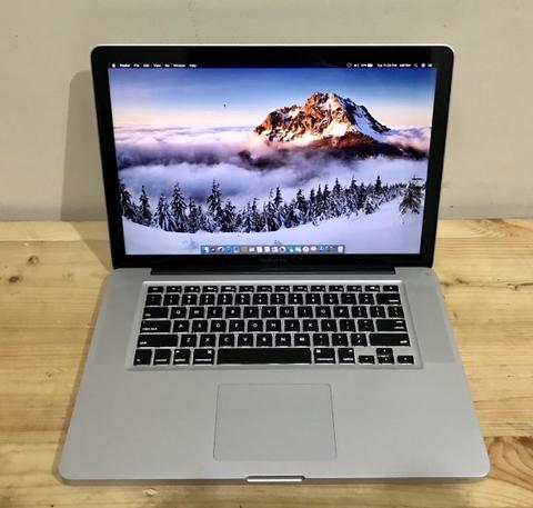 Macbook Pro 15 | MD104 | Core i7 2.6Ghz |nVidia GT650M | SSD+HDD |