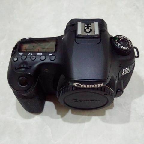 [CAKIM] WTS Canon EOS 60D body only mulus SC 8ribuan