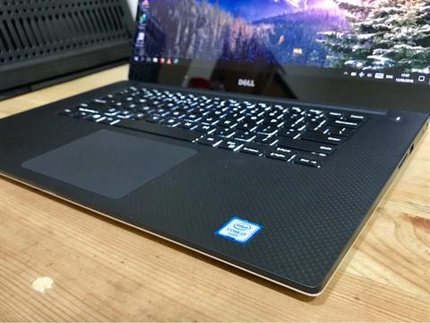 Premium Dell XPS 9550 | Core i7 6700HQ | Layar 4K Touch | RAM 16Gb | Fullset