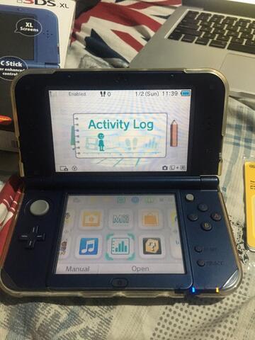 NINTENDO 3DS XL MULUS