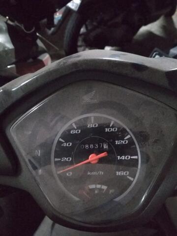 motor revo 2013 bekas perusahaan