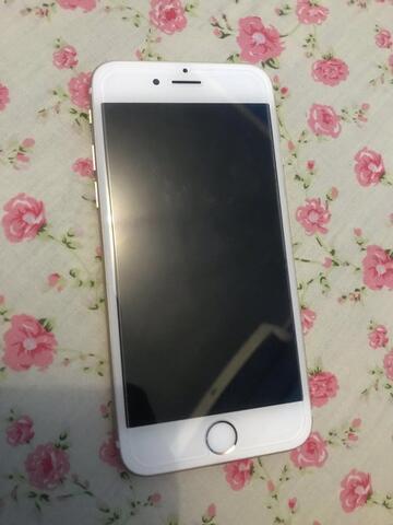 iPhone 6 32gb gold garansi ibox mulus batangan