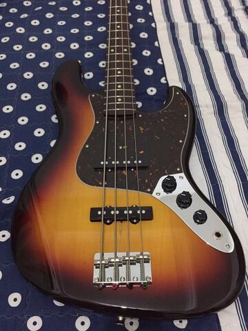 Fender Jazz Bass Classic 60s Japan 3 TS