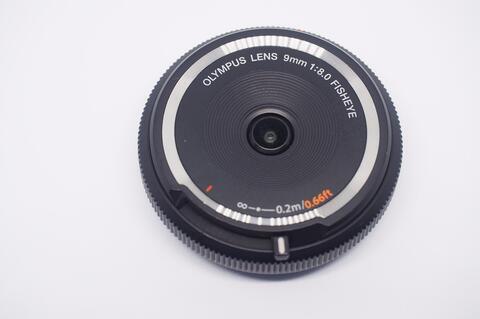 Lensa Fisheye 9mm f8.0 Olympus Lumix Xiaomi Lens