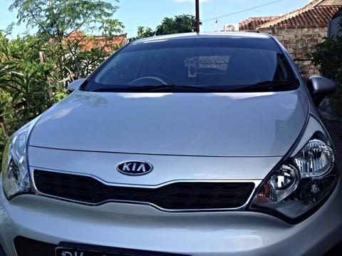 New KIA RIO 2012 manual 28rb KM mulus