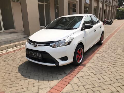 Toyota Vios Limo 2015 (Manual) BUKAN BEKAS TAKSI