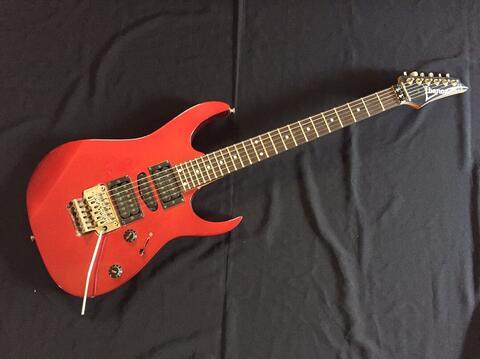 gitar ibanez rg 370 Japan thn 96 no fender epiphone
