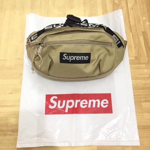 Supreme Waistbag SS 18 (not offwhite/bape/champion/jordan/yeezy)