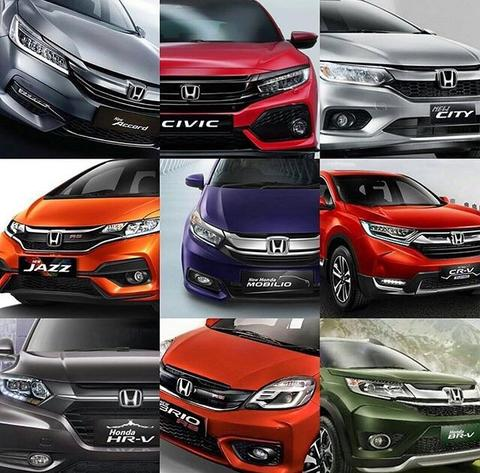 Harga Honda Brio, Mobilio, Brv, Hrv, Crv, Jazz, Civic. Semarang. Murah