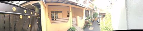 Rumah Komplek Kebon Jeruk (BPK2)