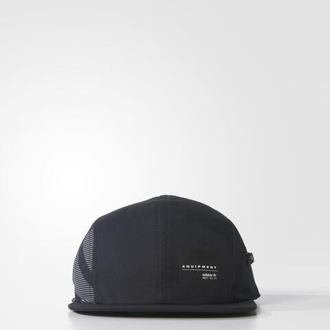 Adidas Unisex Zip EQT Cap Black White Originals